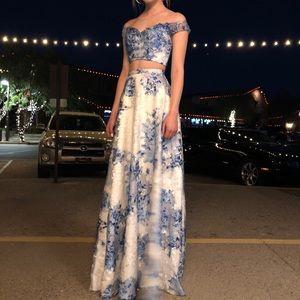 Dresses & Skirts - Ellie Wilde two piece dress size 00